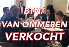 BTN/Van Ommeren verkocht